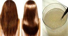Découvrez cette astuce qui permet de redonner vie à vos cheveux secs et abîmés en 30 minutes seulement !
