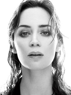 Actress Emily Blunt graces the April 2016 cover of C Magazine, looking ethereal in an all white look. Inside the magazine, the British beauty poses for Jan Welters in menswear inspired suit looks styled by Jessica Paster. The designs of Lanvin, Bally and Calvin Klein Collection stand out in the studio portraits. For beauty, Emily …