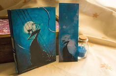 "Bloc de notas ""Soy Flamenca"" de Arte, Grabado e Ilustración por DaWanda.com"