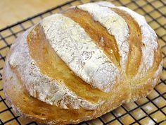 Homemade Artisan Bread in 5 Minutes Ciabatta, Food Staples, Artisan Bread, Bread Rolls, Sweet Bread, Bread Baking, Ricotta, My Favorite Food, Italian Recipes
