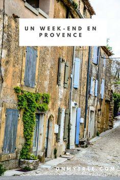 A day in Provence's village : Gordes, Roussillon Une journée dans le Luberon (Gordes, Sénanque, Roussillon) • On my tree