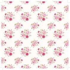 Paper Design, Fabric Design, Aesthetic Desktop Wallpaper, Scrapbook, Vintage Paper, Printing On Fabric, Floral, Shabby, Paper Crafts