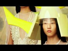 Givenchy - Haute Couture Spring Summer 2011 - Making Of