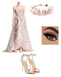 """Untitled #12"" by niken-laras on Polyvore featuring Nasty Gal and Forever 21"