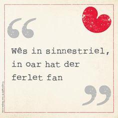 Fan Siepie   Fryske sprekwurden, siswizen en libbenswiisheden