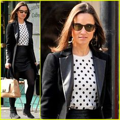 Pippa Middleton Breaking News, Photos, and Videos | Just Jared