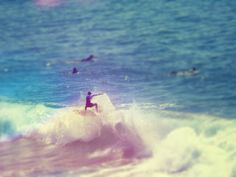busy day at banana beach. surfs up, aourir, taghazout. surfing morocco.