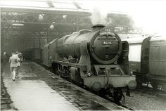 Bygones: Derby's Ron Prince shares memories of his years as a footplateman Abandoned Train, Abandoned Places, Train Car, Train Travel, Steam Trains Uk, Steam Railway, Train Times, British Rail, Steam Engine