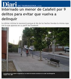 WEBSEGUR.com: DELINCUENTE MENOR DE EDAD EN SEGUR, INTERNADO POR ...