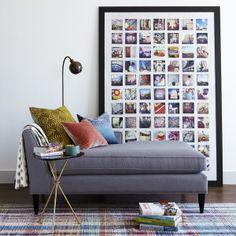 Pèle-mêle (organisé) de photos