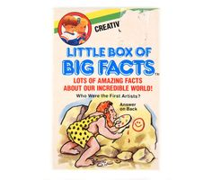 """Creative Child Games """"Little Box of Big Facts"""" card game"""