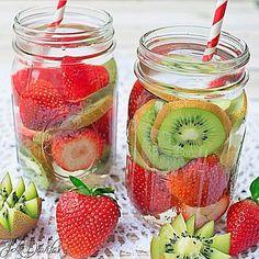 Kiwi + Strawberry