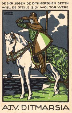 Kiel, Fraternity, Cards