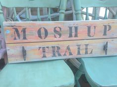 """Martha's Vineyard """"Moshup Trail"""" painted by my highly talented employee; Shawn Taylor."""