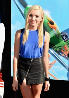 Peyton List is so pretty! love her taste in clothes