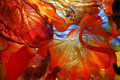 Chihuly Glass - Children's Museum of Indianapolis | Flickr - Photo ...