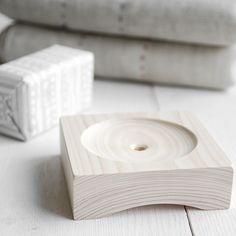 Soap Tray - Yoshino Sugi Wood