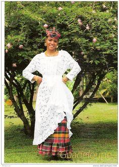 costume traditionnel guadeloupe - Delcampe.net