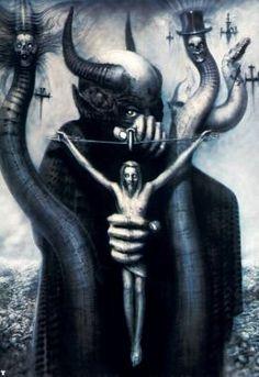 Satan andraj 666 ..{X+X∞} ................. andraaj repin 2014 S/S Anuubis