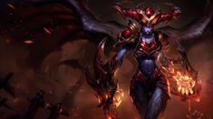 Atualização de Habilidades: Shyvana | League of Legends