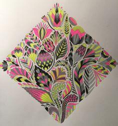 #milliemarotta #wildsavannah #adultcoloring by Jackie Ducker