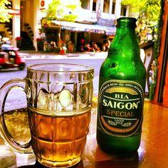 Saigon beer. mswally's photo #Saigon #beer