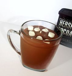 Scented Hot Chocolate with Marshmallows by CandlelitDesserts, $14.99