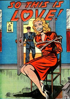 Romance Comics, Pulps, Sexy Art, and Beautiful Women Pop Art Vintage, Vintage Comic Books, Vintage Comics, Comic Books Art, Comic Art, Book Art, Vintage Romance, Retro Art, Comic Nail Art