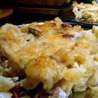 Ham and Noodle Casserole, great use of that leftover Easter Ham  :)