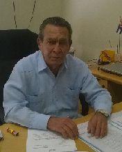 Giraldo Mazola Miembro de honor de la RSI Martianos