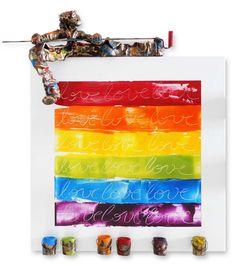 Bernard Saint Maxent Sculpture, Contemporary Art, Saints, Create, Painting, Character, Inspiration, Painted Canvas, Characters