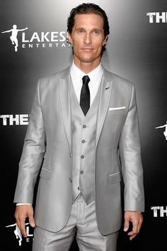 Matthew McConaughey  Care for some crackers?