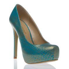 The Pilar Shoe (ShoeDazzle)