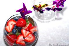 Red White and Blueberry Sangria
