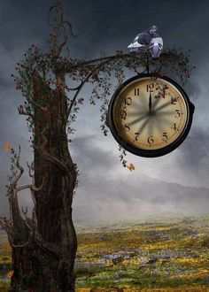 Sanjay Sharma on - Wallpaper Dali Paintings, Watch Wallpaper, Clock Art, Clocks, Visionary Art, Surreal Art, Surreal Photos, Time Art, Photo Manipulation