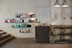 Interior crisp: Shop love - the Voo Concept Store in Berlin