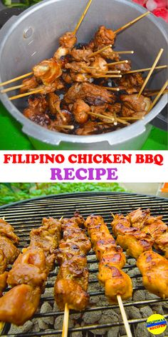 The Filipino Chicken Barbecue has always been a favorite, the main item in everyday meals, special event, in every Fiesta, outing or Birthday celebration