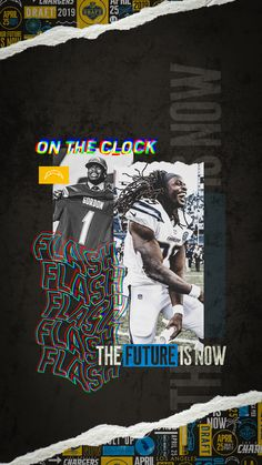 Chargers Wallpapers | Los Angeles Chargers - chargers.com Sports Graphic Design, Graphic Design Posters, Gfx Design, Layout Design, Banner Design Inspiration, Recording Studio Design, Typography Poster Design, Album Cover Design, Photoshop Design