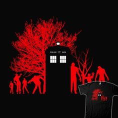 The Zombies Have The Phone Box [T-Shirt]