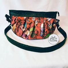 """Atelier Clutch sur Instagram: Ce n'est pas sans une certaine fierté que je vous montre ce soir mon nouveau sac. 😁 Il s'agit du modèle """"Cancan"""" des patrons…"""
