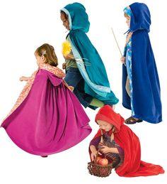 Classic Cloaks, Cloaks For Boys And Girls - Magic Cabin