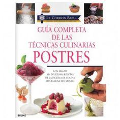 Galletas y pastas de le cordon bleu coloring books for Tecnicas culinarias pdf