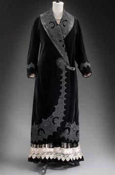 Czech Designed Coat circa 1910