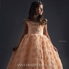FabTutus | Products | Anna Triant Couture | Bloom