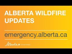 Fort McMurray Wildfire Update #4 - May 5, 2016 at 11:20 am - YouTube #ymmfire