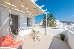 Love the amazing view that the Junior Villa can give you at Santorini Secret Suites and Spa