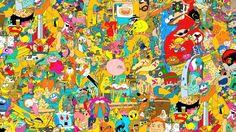 Cartoon Network a implinit 20 de ani
