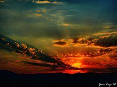 Perfect Sunset, Adana, Turkey  by Yasin Kaya 2008