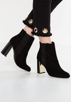 BAMBLE - Botki - black - Zalando.pl. Awesome ShoesBoot Wedges 35d451bf5af
