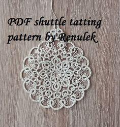 my tatting pattern: https://www.etsy.com/listing/459609830/pdf-original-shuttle-tatting-pattern